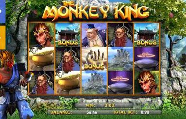 スロット「MONKEY KING」